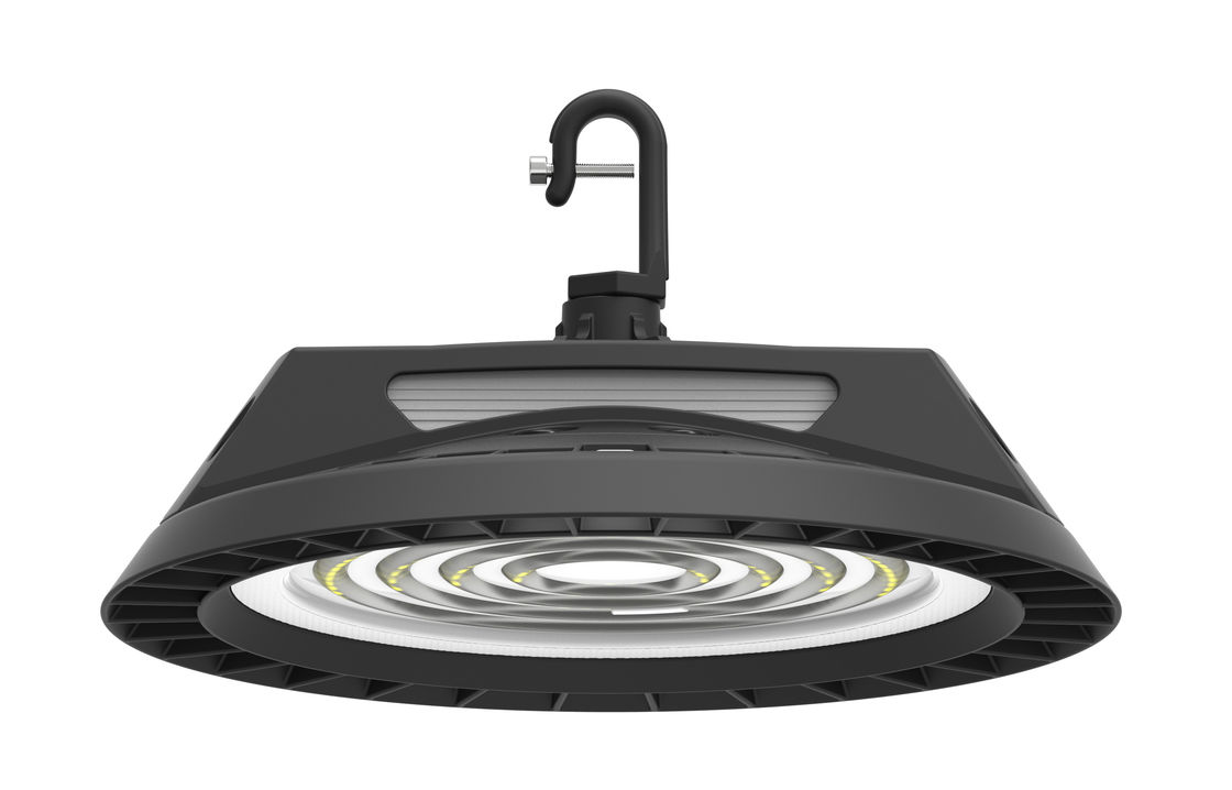 130LPW 150W  with Motion Sesor  UFO LED High Bay Light ETL TUV SAA CE ROHS   IP65 5 Years Warranty